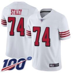 Joe Staley Jersey, San Francisco 49ers Joe Staley NFL Jerseys